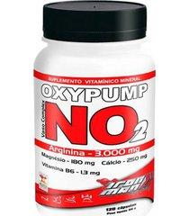 no2 vaso expand - 120 cápsulas - new millen