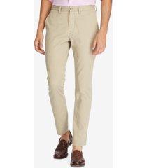 polo ralph lauren men's classic-fit bedford chino pants