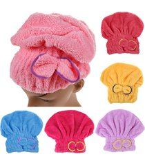 home-textile-microfiber-solid-hair-turban-quickly-dry-hair-hat-wrapped-towel-bat