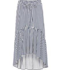 high-low-kjol