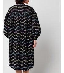 résumé women's cora dress - black - dk 40/uk 10