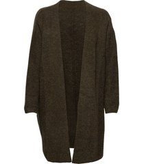 joanna mohair blend cardigan gebreide trui cardigan groen lexington clothing