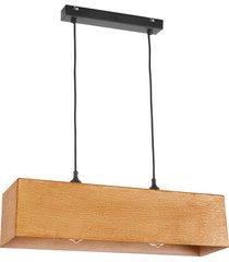lampa wisząca loft handmade eko pecos maxi