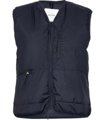 bell vest vests padded vests blauw soulland