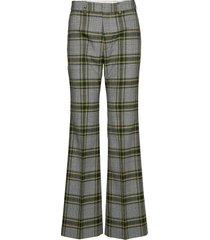 walk trousers wijde broek groen hope