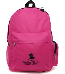 morral  fucsia-negro royal county of berkshire polo club