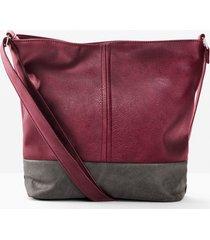 borsa shopper (rosso) - bpc bonprix collection