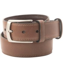 dockers casual leather men's belt