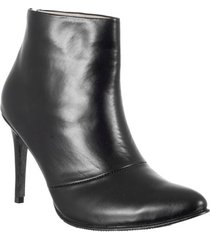 botin formal para dama san polos at-161 negro