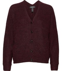 sweaters cardigan gebreide trui cardigan rood esprit collection