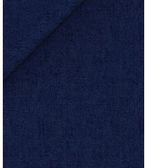 giacca da uomo su misura, solbiati, puro lino blu, primavera estate | lanieri