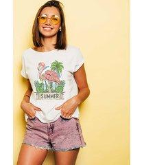 koszulka damska oversize summer