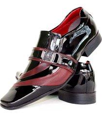 6a4a49136e Sapatos - Preto E Vermelho - 363 produtos com até 61.0% OFF - Jak Jil