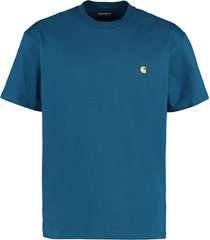 carhartt cotton crew-neck t-shirt