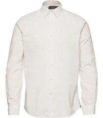 cedrik button under shirt skjorta business vit morris