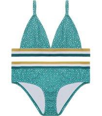 bikini  teens uv30 banda elastica y est. h2o wear