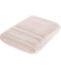 toalha de rosto nicolazzi soft rosé trussardi   pronta entrega