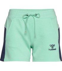 hmlnirvana shorts shorts flowy shorts/casual shorts grön hummel