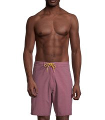 rip curl men's surf revival layday boardshorts - pink - size 32