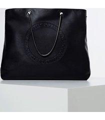 skórzana torba typu shopper model lilly luxe