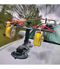 sumo car-top rod rack / only magnetic version