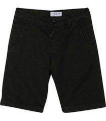 paolo pecora long chino shorts