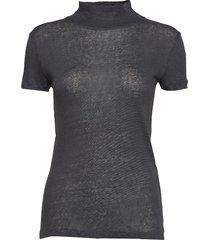 wake t-shirts & tops short-sleeved grå iro