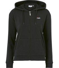 hoodie women ebony sweat jacket