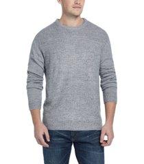 weatherproof vintage men's waffle knit sweater
