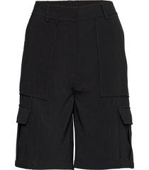 citrine shorts 10654 bermudashorts shorts zwart samsøe samsøe