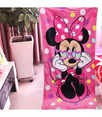 155-75cm-lovely-mickey-mouse-microfibre-travel-beach-towel-absorbent-bath-towels