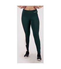 calça legging fluminense feminina verde
