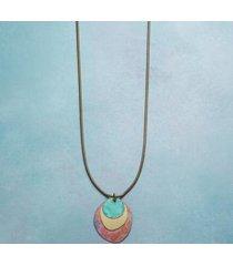 sundance catalog women's rocks from the moon necklace