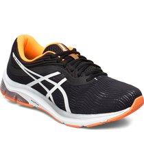 gel-pulse 11 shoes sport shoes running shoes svart asics