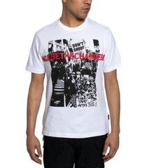 sean john men's be the change graphic t-shirt