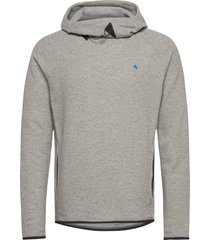 falen wooly hoodie m's sweat-shirts & hoodies fleeces & midlayers grå klättermusen