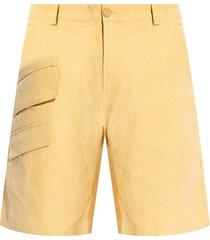 le short raphia korte broek