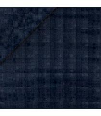 pantaloni da uomo su misura, reda, classico blu notte, quattro stagioni | lanieri