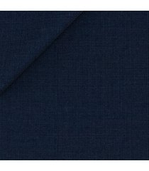 pantaloni da uomo su misura, reda, classico blu notte, quattro stagioni