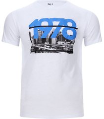 camiseta 1978 color blanco, talla s