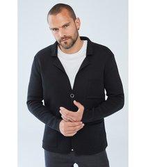 trui boris becker lam jacket-style cardigan