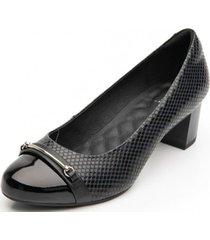 zapato mujer nany negro flexi