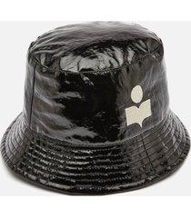 isabel marant women's haley bucket hat - black - 57