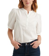 lucky brand poet popover top