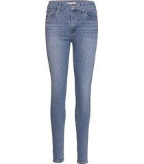 720 hirise super skinny veloci skinny jeans blå levi´s women