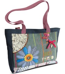 bolsa sacola ls bolsas pa5006 azul - kanui