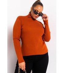 akira plus only the best long sleeve turtleneck sweater