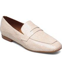 shoes 54525 loafers låga skor creme billi bi