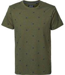 t-shirt korte mouw petrol industries m-1010-tsr606