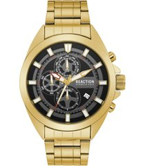 kenneth cole reaction analog dress sport watch 46mm